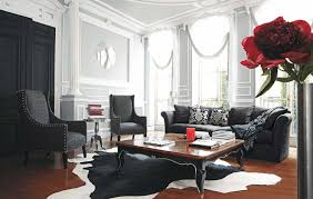 Black Sofa Living Room Living Room Colors For Black Leather Furniture Black Sofa What