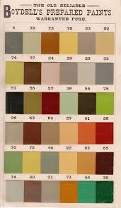 dull tool dim bulb boydell paint salesman sample card