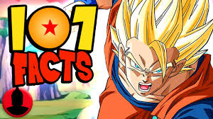 107 dragon ball anime facts anime facts 107