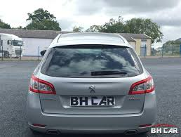 peugeot 508 2003 used peugeot 508 sw gt 2 2 hdi your second hand cars ads