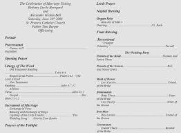 catholic wedding blessing catholic wedding blessing best of free printable wedding program