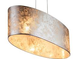 Esszimmerlampen Stoff Exklusive Led Pendelleuchte Amy I 65x25 Cm Lampenschirm Stoff
