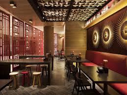 chinese restaurant modern interior modern restaurant interior