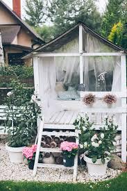 shed playhouse plans garden playhouse aka women cave u2013 update g a r d e n pinterest