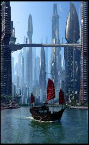 futuristic city 7 by scott richard by rich35211 on deviantart