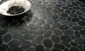 pebble shower floor trendy pebble shower floor design ideas with