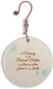 memorial ornament loss of
