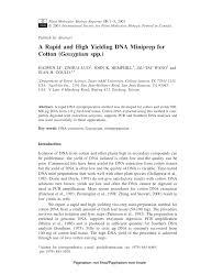PDF Introduction of Cry1Ab gene in Gossypium hirsutum enhances