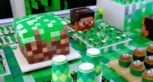 minecraft birthday supplies kara s party ideas minecraft party ideas archives kara s party ideas