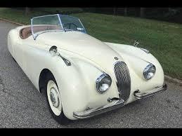 1952 jaguar xk120 roadster in excellent condition youtube