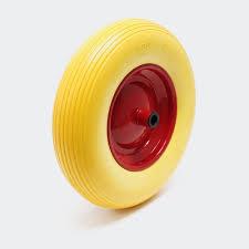 chambre a air brouette 4 00 8 roue complète de brouette en polyuréthane increvable 4 80 4 00 8