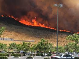 California Wildfires Ventura County by Map See Where Wildfires Are Burning In California Nbc Southern