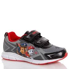 paw patrol light up sneakers paw patrol shoes of any kind but for boys on the hunt