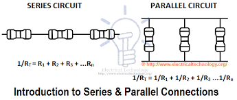 why parallel connection is preferred over series connection