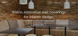 Websites For Interior Designers 15 Best Examples Of Websites Built With Weebly