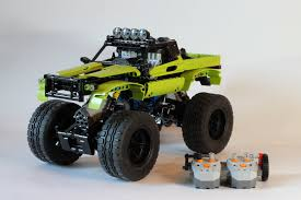 bigfoot monster truck youtube lego technic monster truck u0027hulk u0027 youtube