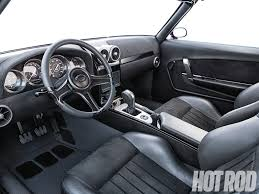 Chevelle Interior Kit Not Your Average Red 1969 Camaro We Promise Rod Network