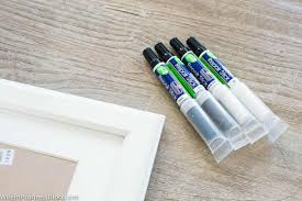 ikea kitchen cabinet touch up paint a easy way to repair scratches in ikea furniture