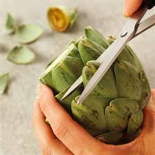 Cooking Preparation Moving Vegetables On by How To Cook Artichokes