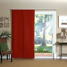 Insulated Patio Doors Ideas Drapes For Patio Doors Or Floral Insulated Pinch Pleated