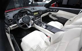 2013 mercedes sl class 2013 mercedes sl class interior photo 174507 automotive com
