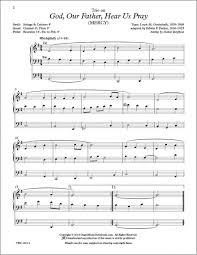 thanksgiving hymns berghout daniel easy trios on sacrament hymns volume 1