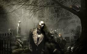 wallpaper de halloween zombies wallpapers group 81