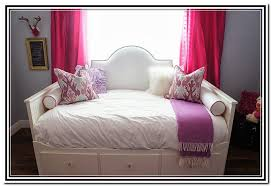full size daybed with trundle white home design ideas