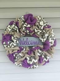 wreath ideas best 25 chevron wreath ideas on burlap wreaths fall