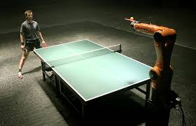 ping pong vs table tennis robots playing ping pong what s real and what s not ieee spectrum