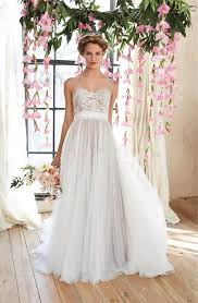 30 gorgeous beach wedding dresses take a look elasdress