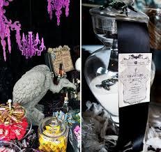 Halloween Wedding Reception Decorations by 213 Best Halloween Wedding Images On Pinterest Halloween