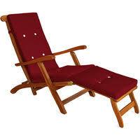 coussin de chaise de jardin coussin pour mobilier de jardin