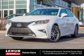 lexus canada es used 2017 lexus es 350 touring navigation for sale in montreal