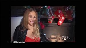 merry christmas mariah carey music choice demand 2011