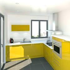 cuisine jaune et grise cuisine jaune et accueillante vert grise blanc lolabanet com