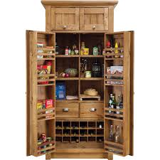 orchard oak larder 1000x665x2100mm