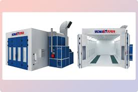 photo booth equipment ys tb9 suv spray booth industrial paint booth systems automotive