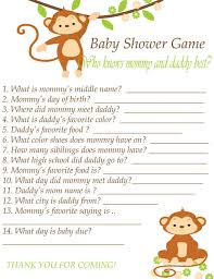 baby shower guessing template of baby shower guessing and guest list baby shower