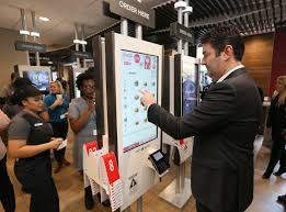 mcdonald u0027s to roll out self order kiosks and table service in the u s