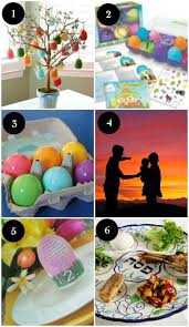 100 ideas for a centered easter