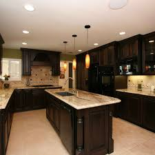 backsplashes 23 dark kitchen cabinets backsplash ideas beige