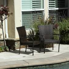 All Weather Wicker Patio Chairs Wicker Furniture You U0027ll Love Wayfair