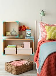 Decorating Small Bedroom Creative Storage Ideas For Small Spaces