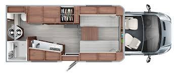 wonder floorplans leisure travel vans