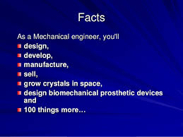 some interesting facts about mechanical mechanical engineering