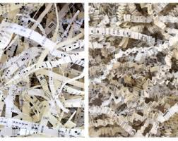 crimped paper shred 8 ounces ivory gift basket shred crinkle cut crimped paper shred