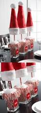 diy christmas topiary with santa hats christmas topiary holiday