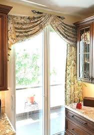 Sliding Glass Door Curtains Sliding Glass Doors Curtain Ideas Various Kitchen Best Sliding