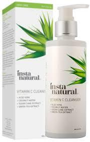 amazon com instanatural vitamin c serum with hyaluronic acid